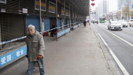 Die chinesische Stadt Wuhan gilt als Ursprungsort des neuen Coronavirus. Mittlerweile sind neun Menschen der Lungenkrankheit erlegen.
