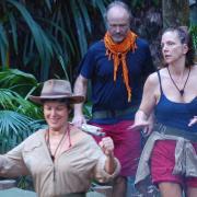 Dschungelcamp 2020 am 21.1.20 - heute mit Folge 12: Wer ist raus? Welche Kandidaten sind an Tag 12 noch dabei? Sonja Kirchberger (v.) ist bereits raus.