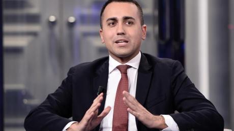 Um Luigi Di Maio, Italiens Außenminister und Chef der Fünf-Sterne-Bewegung, gibt es Rücktrittsgerüchte.