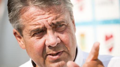 Sigmar Gabriel (SPD), ehemaliger Außenminister und SPD-Vorsitzender, soll Aufsichtsrat der Deutschen Bank werden.