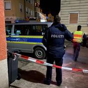 Am Sonntagabend lief in der Mindelheimer Altstadt ein großer Polizeieinsatz.