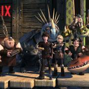 """Staffel 2 von """"Dragons - Die jungen Drachenretter"""" ist demnächst auf Netflix zu sehen."""