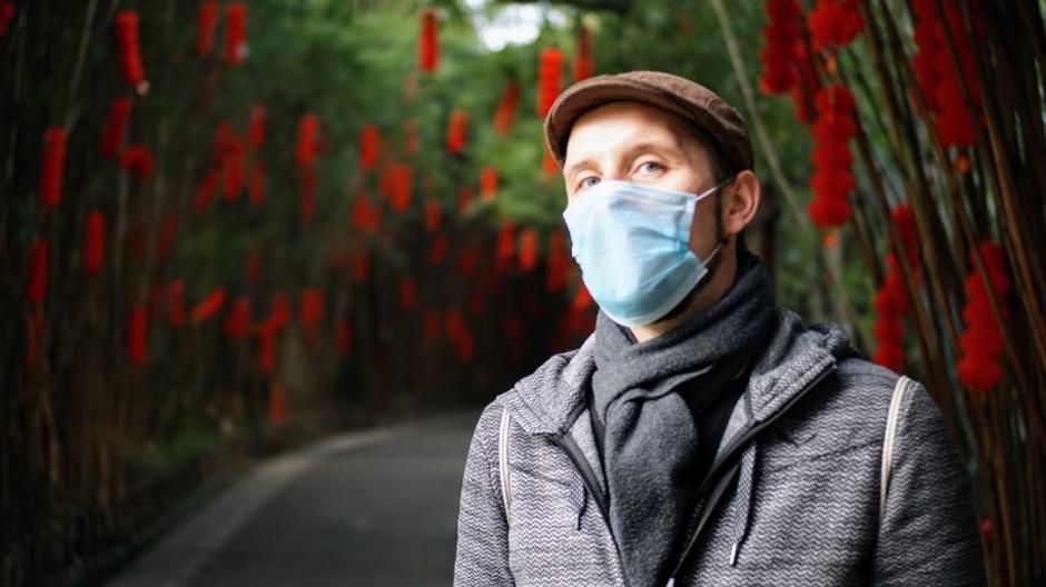 Unser Autor Bastian Sünkel hatte Mitte Januar noch den Plan, trotz des Coronavirus mit dem Zug durch China zu reisen. Doch nach seinen Erfahrungen ist es vorbei mit der Sorglosigkeit.