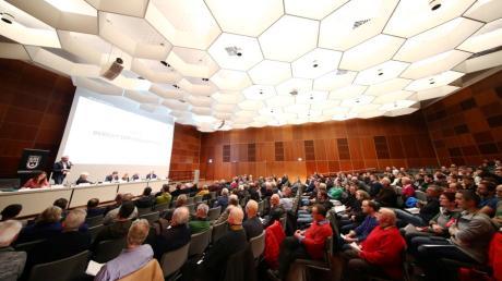Ulm - SSV ULM Fußball - Mitgliederversammlung Spatzen