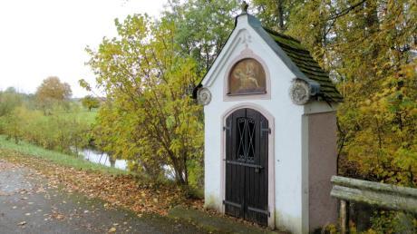 Zum Dank einer Rettung vor Räubern wurde die Nepomukkapelle bei der Plankmühle geschaffen.