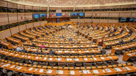 Das Europaparlament hat den Brexit-Vertrag ratifiziert.