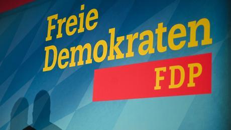 FDP, Symbol, Symbolbild, Logo, Schriftzug