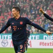 Robert Lewandowski. DFB-Pokal: Viertelfinale live in TV & Stream - die TV-Termine.