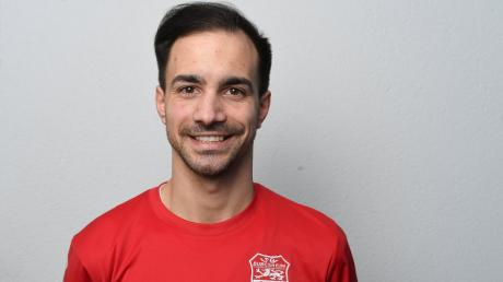 Jan Plesner, 30 Jahre aus Langweid, wird neuer Trainer des SC Bubesheim.