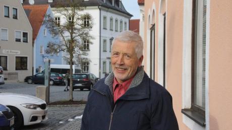 Lorenz Akermann, Bürgermeisterkandidat in Monheim für die Umlandliste MUM