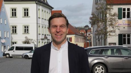 Andreas Pelzer, Bürgermeisterkandidat in Monheim für SPD