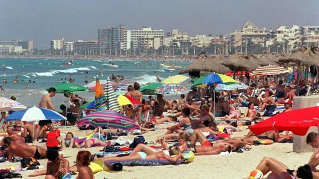 Auf Mallorca sind die Strände im vergangenen Jahr etwas leerer geworden. Einsam wird man dort allerdings noch immer nicht.