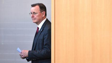 Bodo Ramelow will sich als Ministerpräsident wiederwählen lassen.