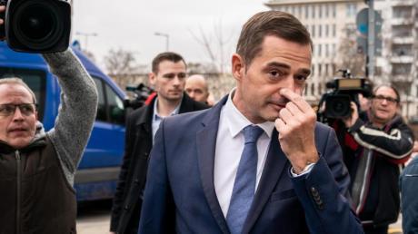 Abgestraft: CDU-Landeschef Mike Mohring. Bei Neuwahlen würde die Thüringer CDU fast die Hälfte ihrer Wähler verlieren.