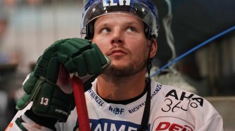 Steffen Tölzer spielt seit 2003 für die Augsburger Panther.