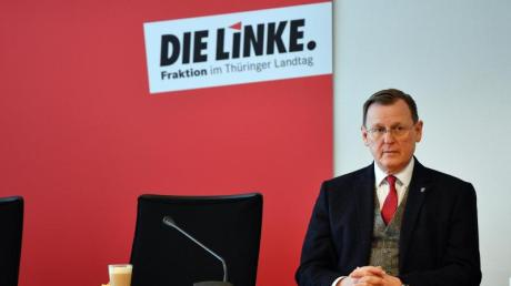 Thüringens Ex-Ministerpräsident Bodo Ramelow (Die Linke) will die Regierungskrise lösen - und nach einer Einigung zum Haushalt Neuwahlen erwirken. Nötig sind dafür Stimmen der CDU.