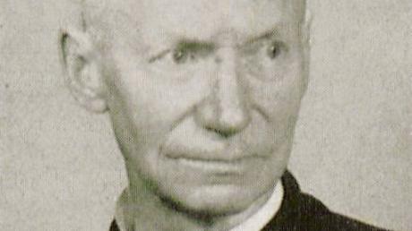 Pfarrer Johann Müller war der erste Skifahrer in den Alpen.
