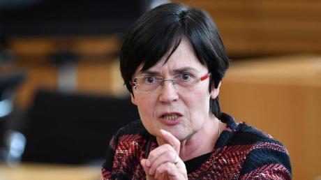 Christine Lieberknecht (CDU), die ehemalige Thüringer Regierungschefin, ist als Kandidatin für das Amt der Ministerpräsidentin im Gespräch.