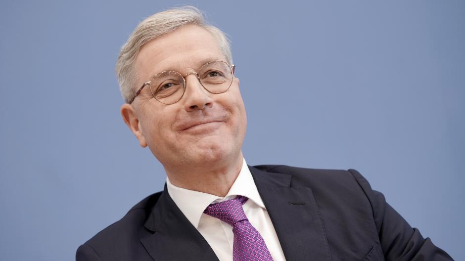 Will auch als Nachfolger von CDU-Chefin Annegret Kramp-Karrenbauer kandidieren: Norbert Röttgen (CDU), Vorsitzender des Auswärtigen Ausschusses im Bundestag.