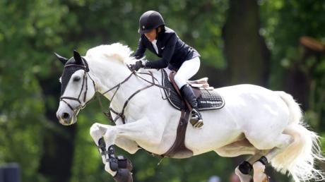 Mathilda Karlsson darf nicht an den Olympischen Spielen teilnehmen.