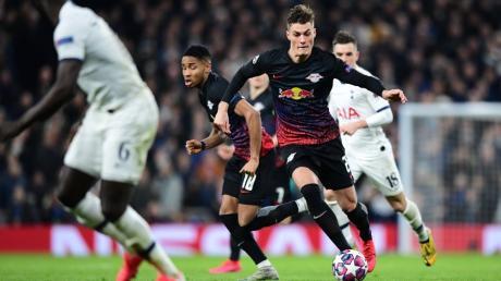 RB Leipzig hat das Hinspiel gegen Tottenham Hotspur gewonnen. Hier lesen Sie die Pressestimmen.