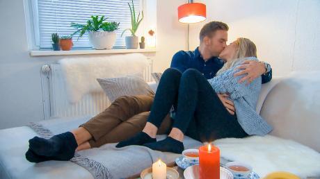 """Da war noch alles in Ornung: Sebastian Preuss und Kandidatin Leah. Nachbericht zu """"Der Bachelor"""" 2020, gestern am 19.2.20 mit Folge 7 auf RTL."""