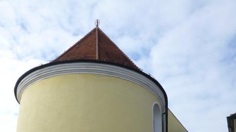 Die Klosterkirche ist ein Zeitzeugnis des Klarissenklosters in Ulm.