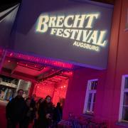 Das Programm beim Brechtfestival am Samstag in Augsburg hieß Spektakel Vol II.