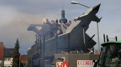 Die Weisinger kamen als Piloten nach Donaualtheim.