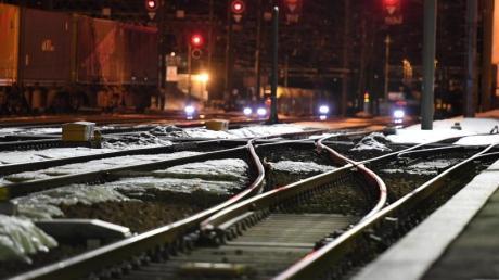 Bahnhof am Brenner: Noch ist der Schienenverkehr dort ausbaufähig.