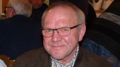 Josef Ruisinger tritt bei der Kommunalwahl für den Bürgerverein Oberes Paartal als Bürgermeisterkandidat in Baar.