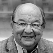 Im Alter von 80 Jahren ist Eberhard Schaub am Montag gestorben.