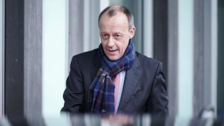 Friedrich Merz kandidiert nun offiziell für den CDU-Parteivorsitz.