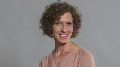 Maria Posch tritt für die ÖDP als Bürgermeisterkandidatin in Inchenhofen an.