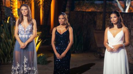 """Wioleta, Desiree oder Diana? """"Der Bachelor"""" 2020 muss sich gestern am 26.2.20 in Folge 8 entscheiden, welche Kandidatinnen er im Finale seiner Mutter vorstellt."""