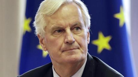 Michel Barnier ist positiv auf das Coronavirus getestet worden. Was heißt das für die Brexit-Verhandlung?