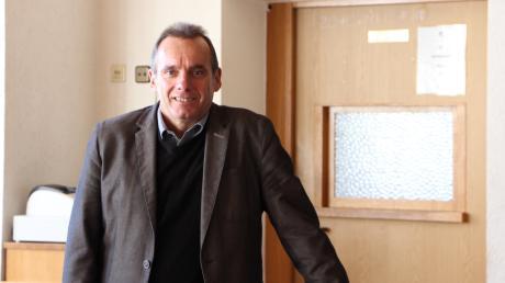 Josef Wecker wird mit deutlichem Votum als Schmiechner Bürgermeister wiedergewählt.