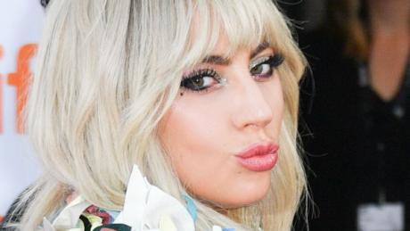 Lady Gaga in Toronto bei der Premiere ihres Films.