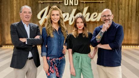 """Die News zu """"Mit Nagel und Köpfchen"""": Gestern am 29.3.20 lief Folge 1 der Heimwerker-Sendung im TV."""
