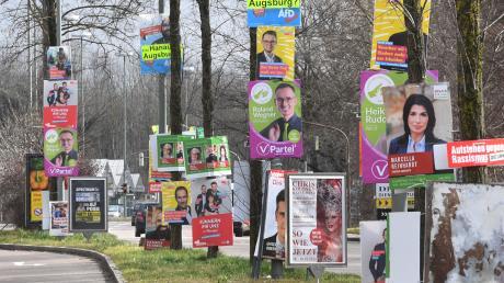 Qual der Wahl: Bei der Kommunalwahl 2020 ist der Ausgang in vielen bayerischen Städten völlig offen.