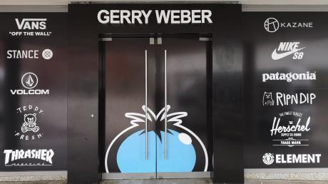 Im Ex-Gerry-Weber-Laden eröffnet Blue Tomato.