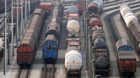 Die Deutsche Bahn macht Fortschritte beim leiseren Schienenverkehr.