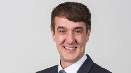 Karl-Heinz Kerscher kandidiert in Kühbach für das Bürgermeisteramt.