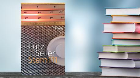 Lutz Seiler: Stern 111 . Suhrkamp, 528 Seiten, 24 Euro