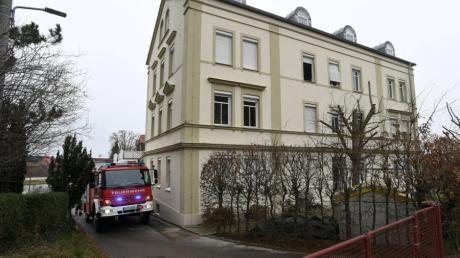 Im Neusässer Stadtteil Westheim kam es am Mittag zu einer Explosion in einer Wohnung.