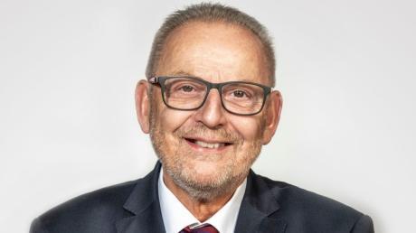 Aichachs Bürgermeister Klaus Habermann äußert sich zum Corona-Ausbruch am Friedberger Krankenhaus.