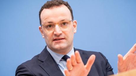Bundesgesundheitsminister Jens Spahn hat Hilfen angekündigt.