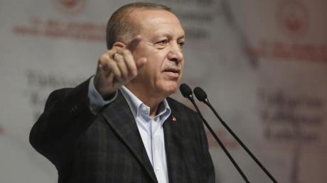 Der türkische Präsident Recep Tayyip Erdogan reist für Gespräche mit EU-Kommissionspräsidentin Ursula von der Leyen und EU-Ratspräsident Charles Michel nach Brüssel.