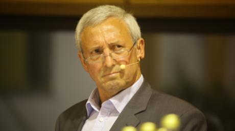 Josef Settele sieht sich vom Landrat gemobbt.