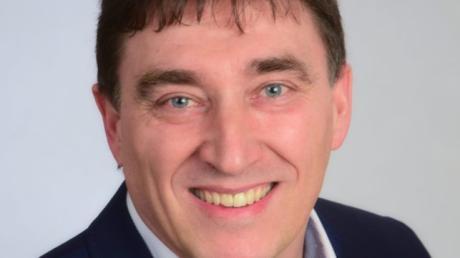 Reinhard Schieferle tritt für die Wählervereinigungen der Gemeinde Winterbach als Bürgermeisterkandidat an.
